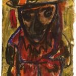 """Untitled"" (Bear) 1960s"