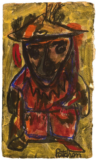 """Untitled"" (Bear) 1960s"