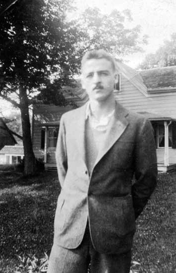 KP, Rheinbeck, NY, 1935