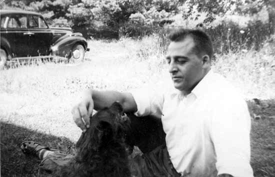 Patchen in Old Lyme, 1949