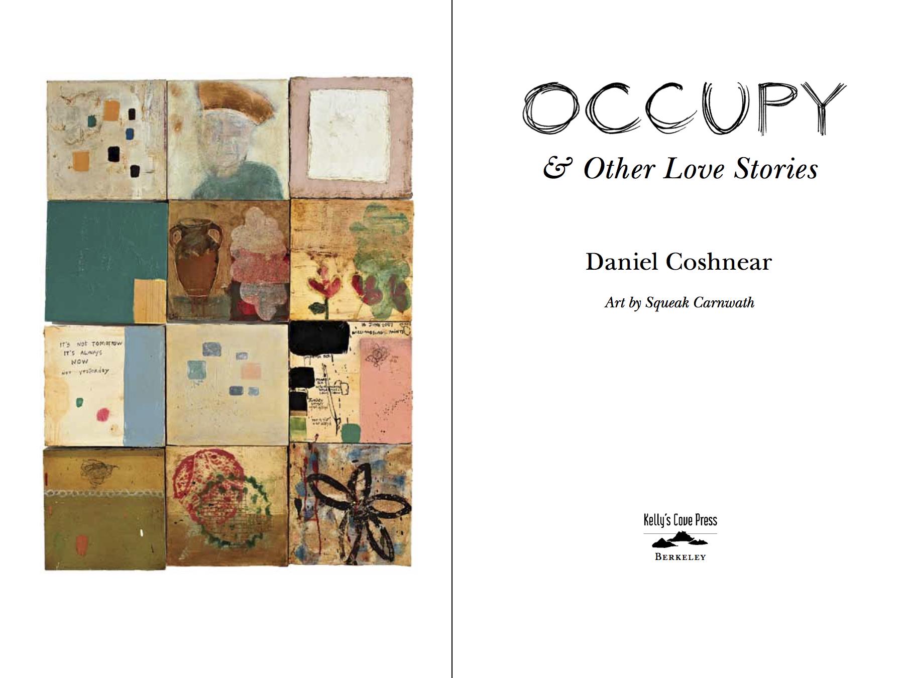 OCCUPY Title spread