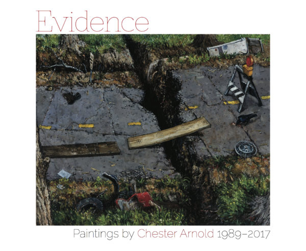 Paintings by Chester Arnold 1989-2017
