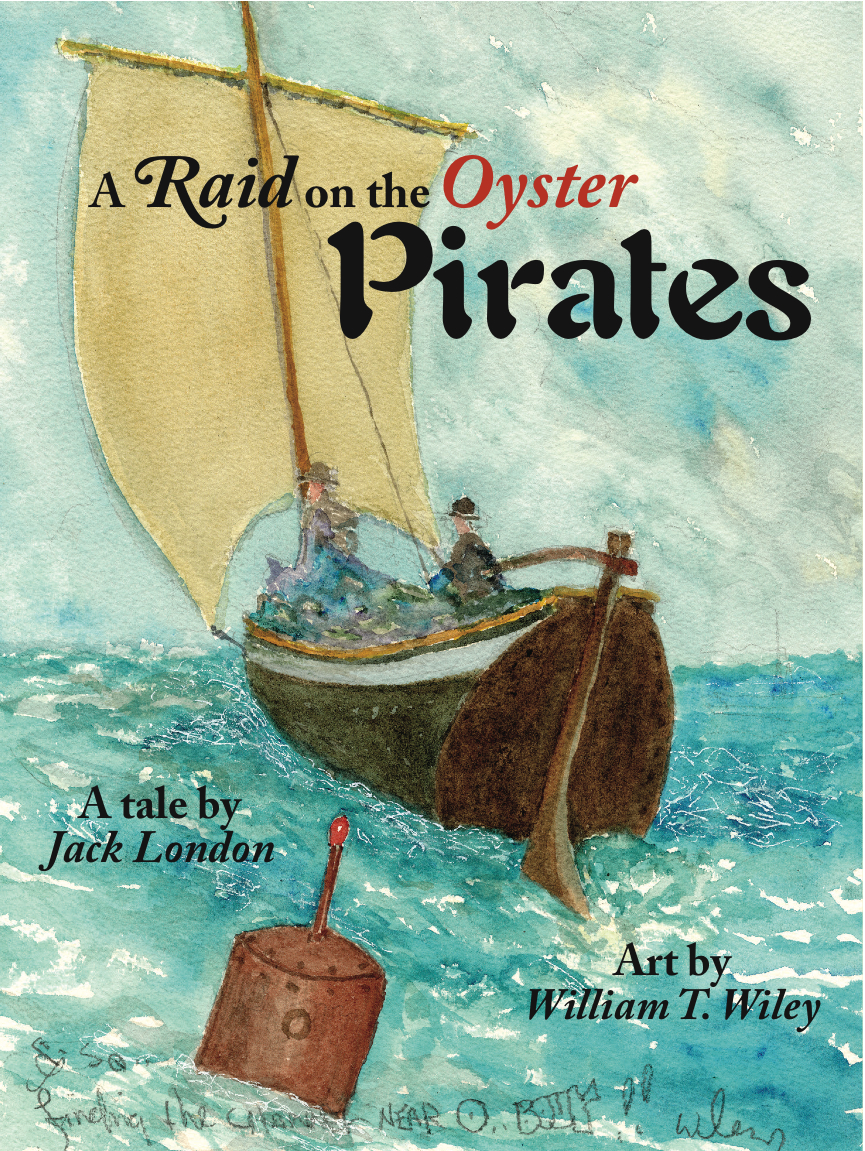 A Raid On The Oyster Pirates cover